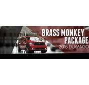 Brass Monkey Package For 2016 Dodge Durango  Palmen
