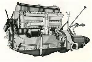 1931 Buick Parts 8 Engines