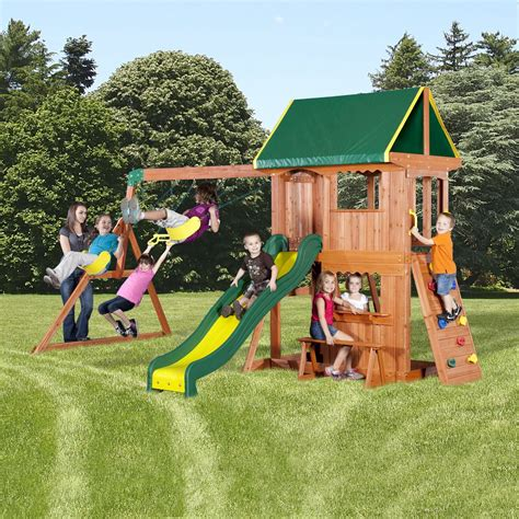 backyard discovery coupon code 449 99 backyard discovery somerset wooden swing set with