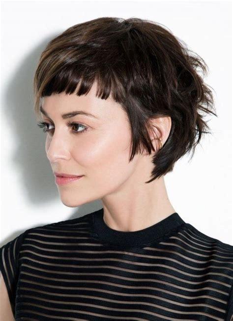 pixie cut haarschnitt pixie frisuren fuer kurze haare