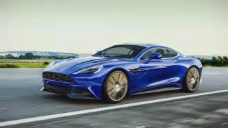 Blue Aston Martin Vanquish Aston Martin Vanquish Blue Blue Aston Martin Wallpaper