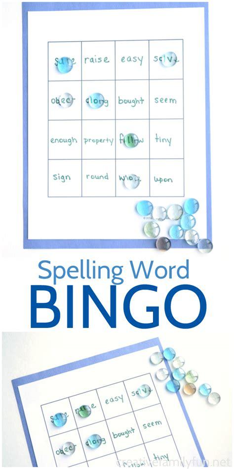 The Dreaded Creative Spell by Spelling Word Template Festooning Exle Resume