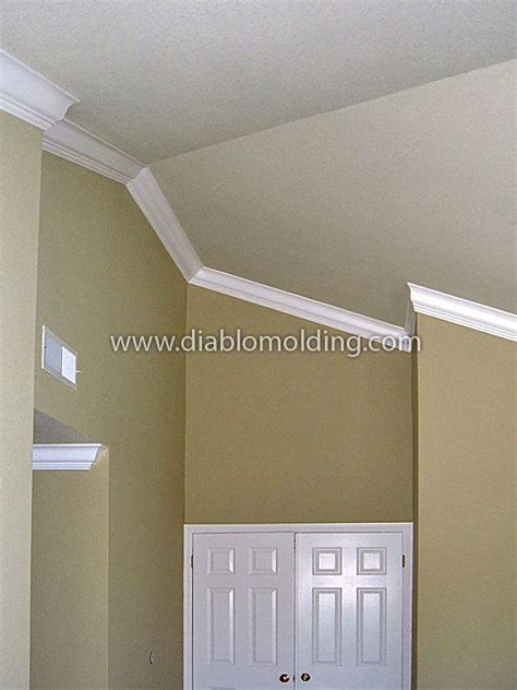 best 25 vaulted ceiling crown molding ideas on pinterest