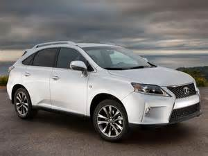 2013 lexus rx350f sport car lawyers