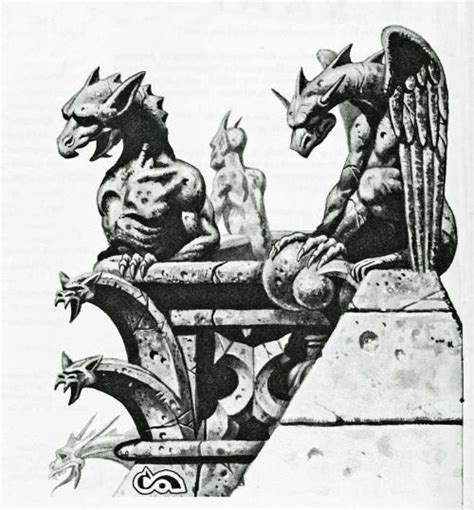 113 best gargoyles and griffins images on pinterest - Griffin And Gargoyles Game