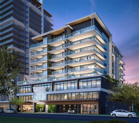 green light real estate new 50 million finbar project in south perth gets green