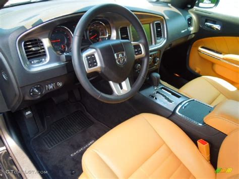 Black Charger With Interior by 2014 Dodge Charger Interior Images