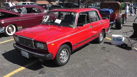 The Lada Russian Lada In The Usa