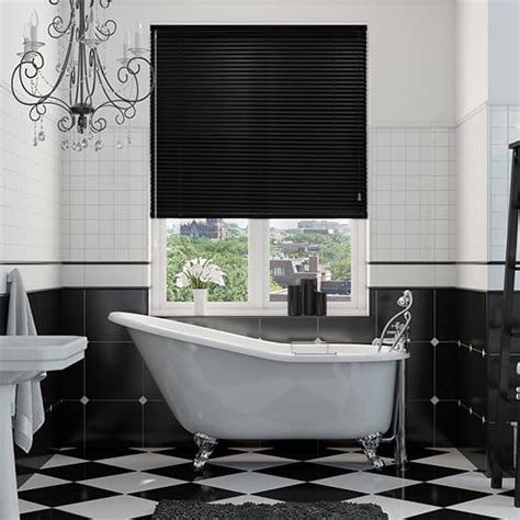 Black Venetian Blinds Cheap Venetian Blinds Save 70 Rrp In Our Sales