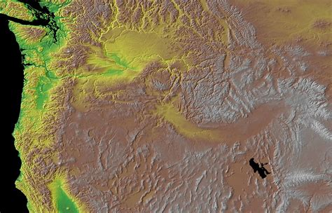 us topographic map earth floods and flows exploring mars geology on earth