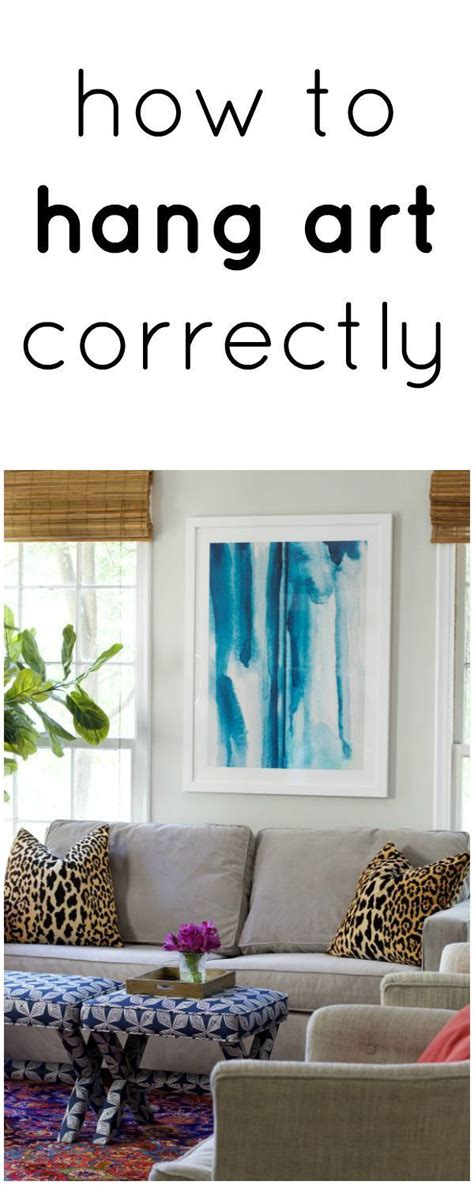 how to hang art on wall rules for hanging art on walls takuice com