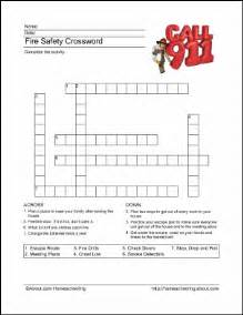 Safety Crossword Puzzles » Home Design 2017
