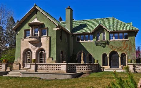 architecture home styles denvers single family homes decade 1920s denverurbanism