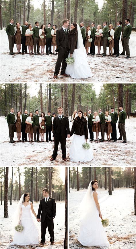 outdoor winter wedding casual fashion review