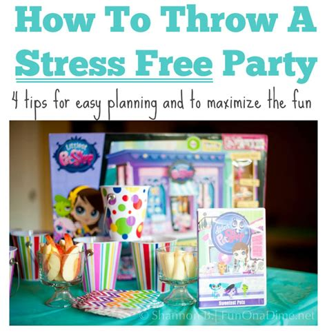 how to plan a stress free holiday party and a free how to throw a stress free partystress free party fun on