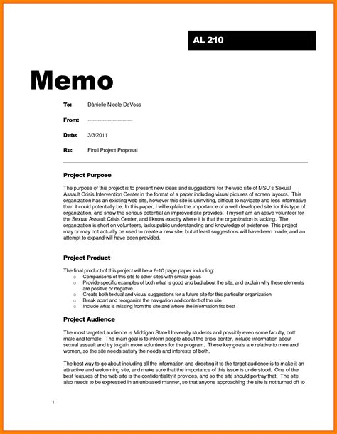 Memo Format Headings 3 How To Write A Formal Memo Daily Task Tracker