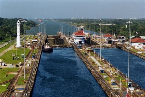 Photo Panama Canal by Mopawiki 2010 2011 Landmarks Around The World