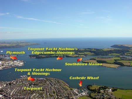 the moorings plymouth swinging trot moorings available nr plymouth boat
