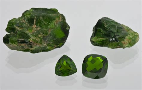 Chrome Diobsite chrome diopside