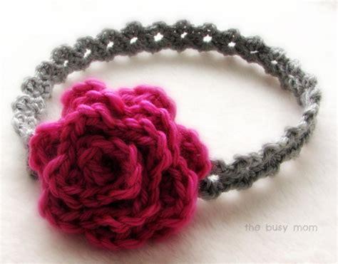 crochet pattern baby headbands free crochet baby headbands patterns crochet club
