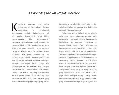 Harga Buku Puisi by Jual Buku Kumpulan Puisi Perempuan Indonesia Malaysia Oleh