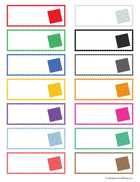 the magical lego organizing solution free printable