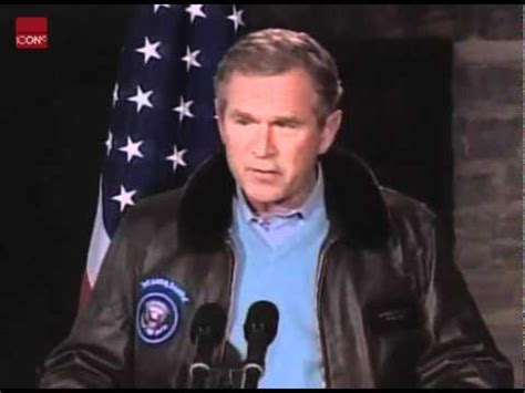 george w bush shocked saddam hussein didn t believe he would invade george w bush and tony blair meet at c david to