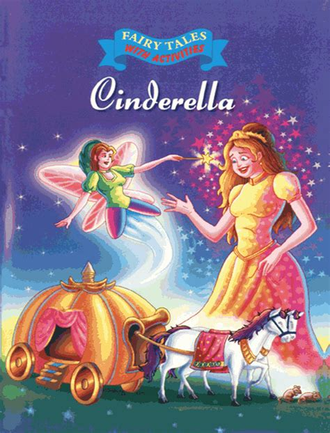 cinderella picture book prints