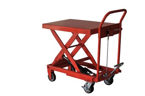 hydraulic scissor lift table u haul self storage hydraulic scissor lift