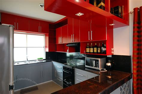 modern kitchen design philippines smith design small