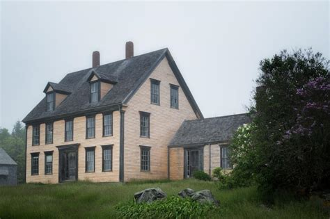 cushing house wyeth nephew rockwell to appear in cushing at reknowned olson house penbay pilot