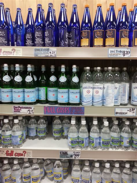 Mineral Makeup A Whole Foods Near You by Is Mineral Water An Underrated Supplement