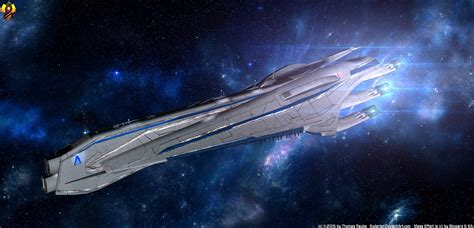 Out Of This World Without Any Space Influence In Sight by Alliance Carrier Tereshkova Class Hd Wallpaper And