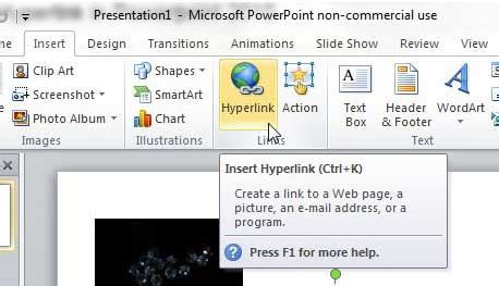 tutorial hyperlink powerpoint 2007 pdf excel link to powerpoint 2010 how to update excel