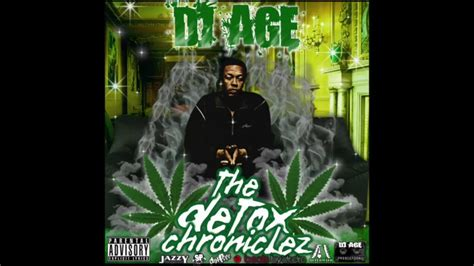 Detox Chroniclez Vol 1 by Bishop Lamont Dr Dre The Detox Perfectionist The