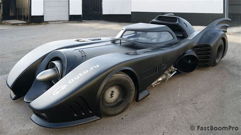 mobile h 1989 batmobile for sale in moscow at 1 million