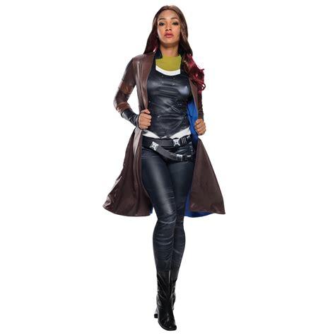secret wishes secret wishes gamora deluxe coat costume
