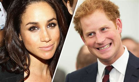 Prince Dating Identical by Meghan Markle Prince Harry Fell For Suits Thanks