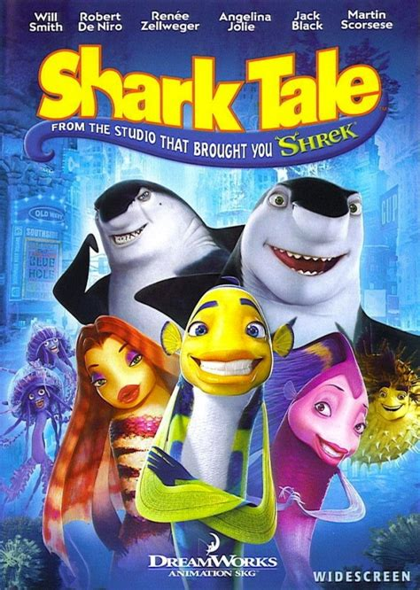 Shark Tale sharktale 鲨鱼黑帮 xenozoictales 点力图库
