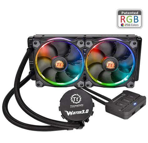 Thermaltake Water 3 0 thermaltake global water 3 0 riing rgb 280 cl w138