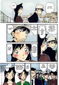shinichi and ran colored by memica on deviantart