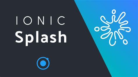ionic animation tutorial ionic splash screen animation angularfirebase