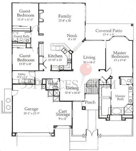 san remo floor plans san remo floorplan 2353 sq ft sun city palm desert