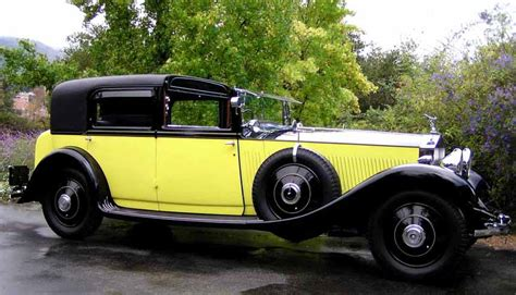 yellow rolls royce 1920 the yellow rolls royce fully restored from the movie of