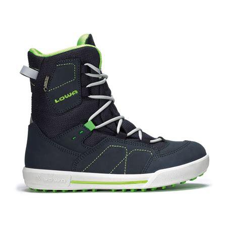 shoe size 30 lowa raik gtx mid shoe size 30 35 navy lime bike24