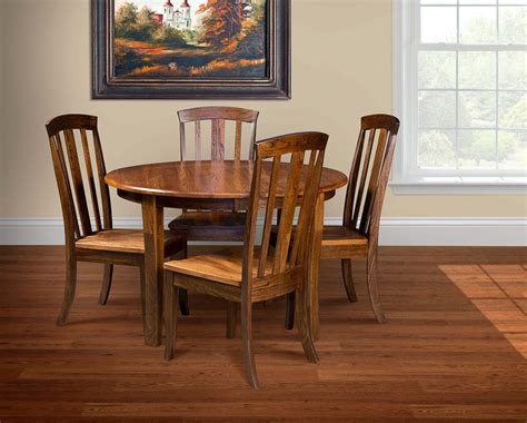 Dining Room Sets Amish Furniture Madison Amish Dining Room Furniture