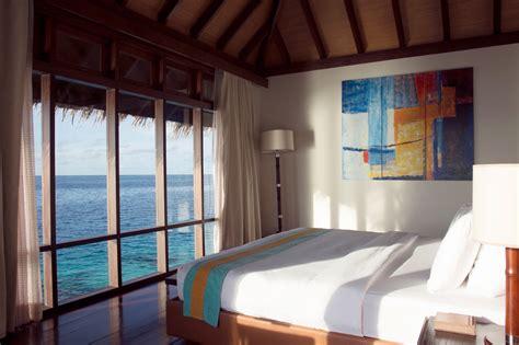 escape bedroom water villa resorts coco collection