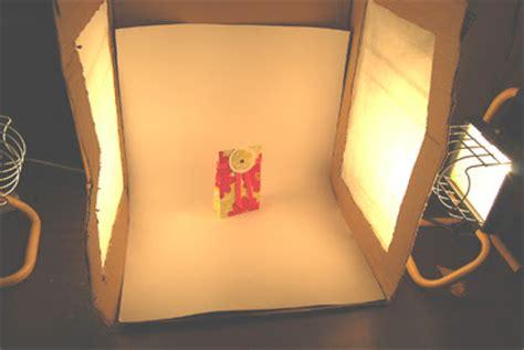 latar belakang membuat robot cara membuat tenda cahaya foto dari kotak kertas
