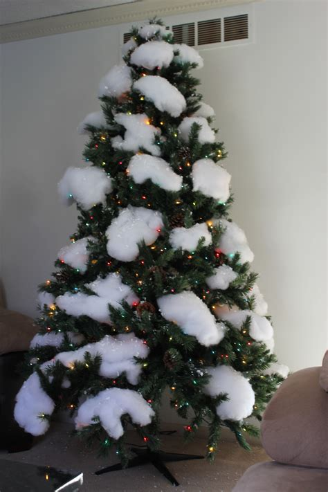 snow covered christmas trees snow covered tree endeavors of a