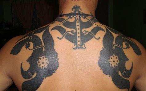 sarawak tattoo design iban design iban dayak borneo tattoos sarawak